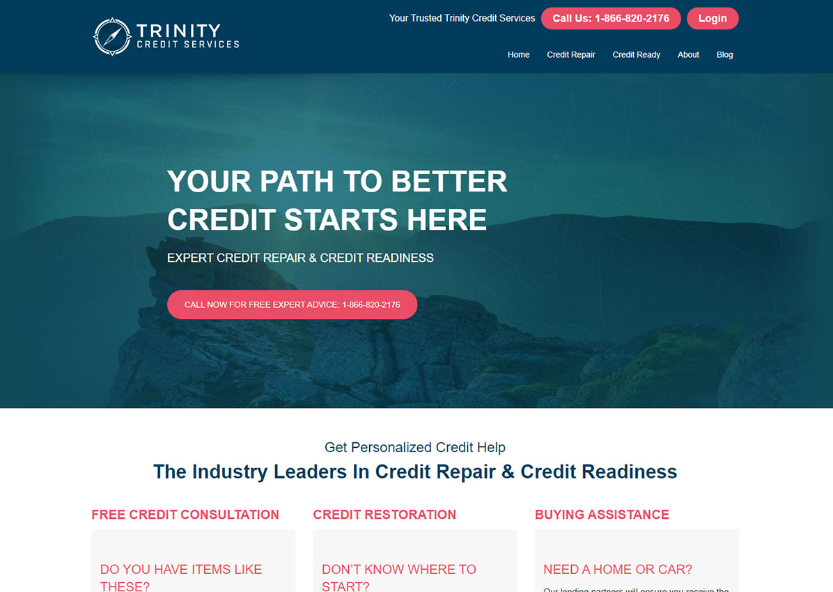 Trinity Credit Services